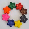 Flower Crayons - Set of 8