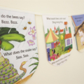 Mini Little Golden Book Bunting for Children 'My First Book of Sounds'