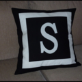 Monogram Cushion Cover 