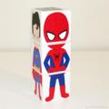 Superhero Wooden Block Set Large Size