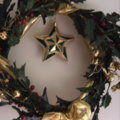 christmas wreaths decorated different designs with own box