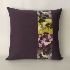 Bird Cushion - Free postage