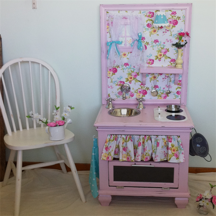Play Kitchen 39 Belle 39 Cherry Lane Furniture