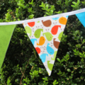 Little Chicks Bunting - Easter or Boys Bedroom decoration - 3mtr