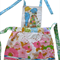 Holly Hobbie Girls Vintage Retro Fabric Kitchen Apron.