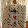BADA and Bing tote