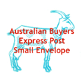 Shipping Upgrade- Australian Express Post with Australia Post- Small Envelope