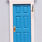 Blue Fairy Door / Tooth Fairy Door