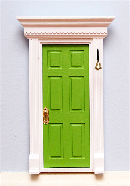 Green fairy door tooth fairy door me2 for Fairy doors au