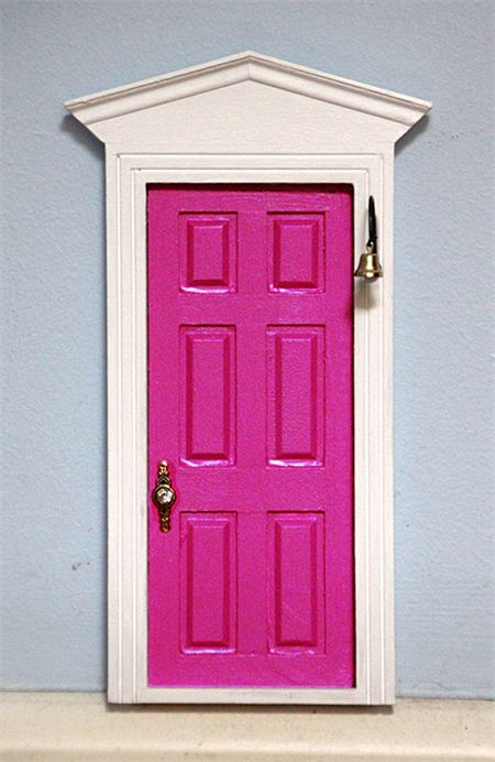 Pink fairy door tooth fairy door me2 for Fairy doors au
