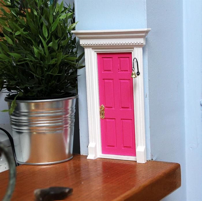 Pink Fairy Door / Tooth Fairy Door | me2 | madeit.com.au