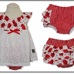 SIZE  1 - Red Roses 