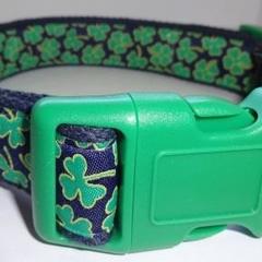 25mm Shamrock Collar