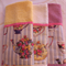 Tea Party Collection - Large Kitchen Hand Towels - Set of 3