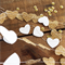 Tiny Hearts of Gold Garland