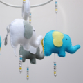 Made-to-order ~ Elephant mobile