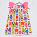 Girls Dress Carnival in Bella Babushka Brooch winter summer gift party