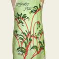Metro Retro Australian Kangaroo Paw WA  Vintage Tea Towel Apron - Birthday Gift