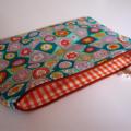 fabric zip zipper pouch gift idea girls ladies