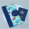 Family Travel Wallet - Caravans