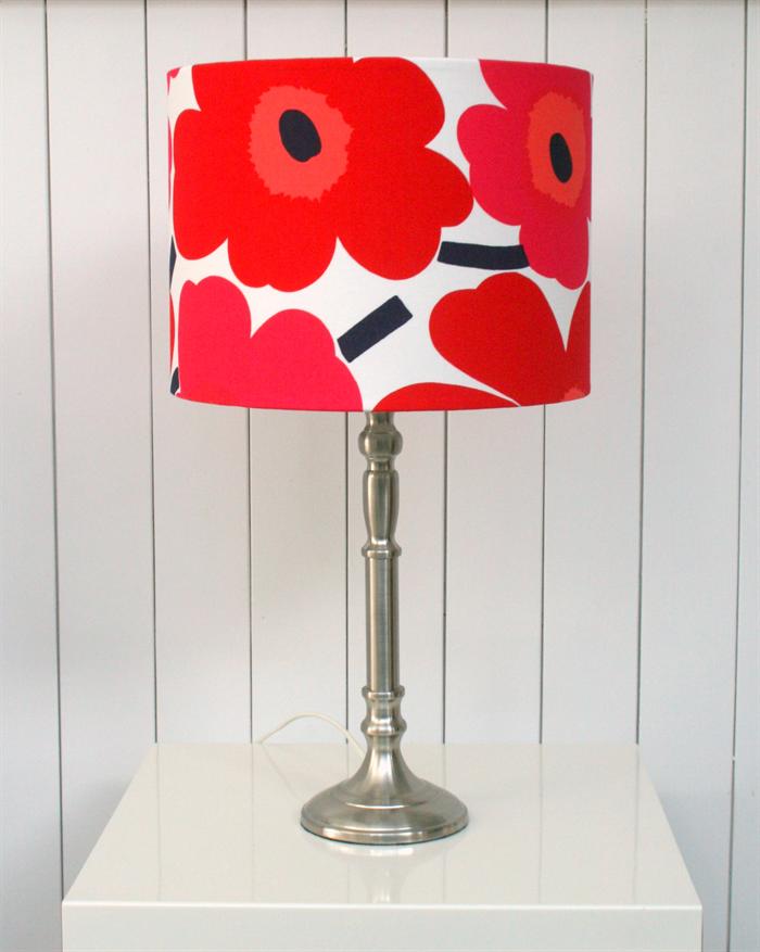 Marimekko Fabric Lampshade Table Lamp Floor Lamp Or