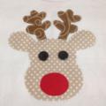 Rudolph Reindeer Christmas T Shirt All Sizes + Onesies