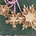 Snowflake gift tags 9