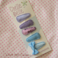 Set of 5 Baby Hair Clip - Perfect for Girl Baby and Toddler