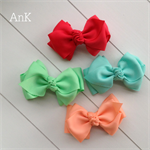 Alana Bow - watermelon, peach, mint or aqua