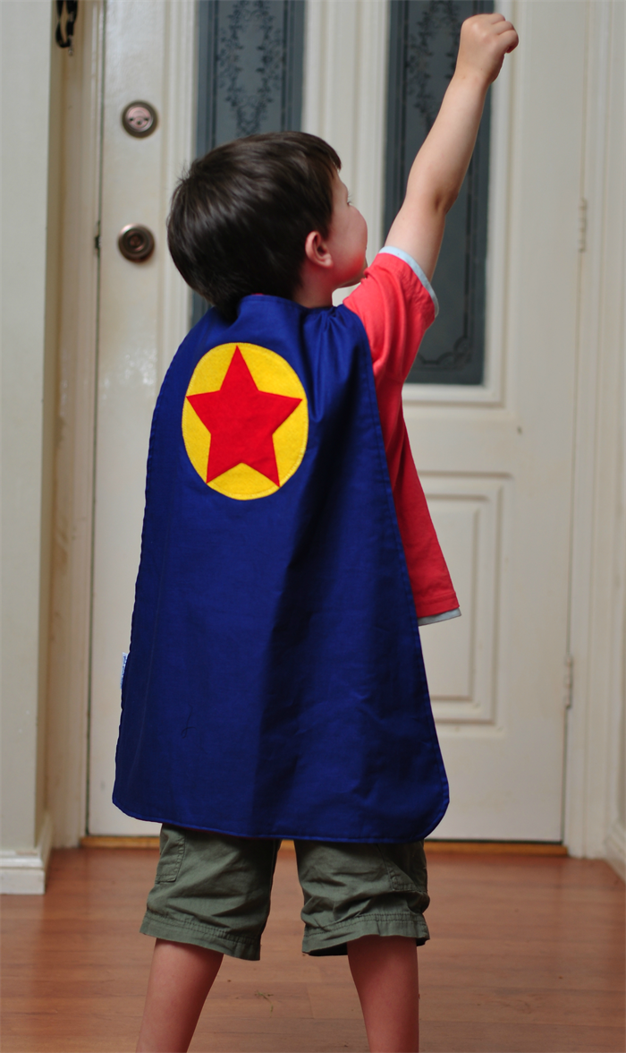 CUSTOM - superhero capes for Mrshats | Splish Splash Designs