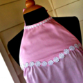Women's Halter Top Size M  Ready Made  *Last One!
