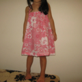 Girls Dress PDF Sewing Pattern Beginner-Childrens clothing (Sewing Machine Only)