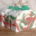 """Sugar Plum Fairy"" Limited Edition Christmas Soap"