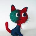 Cat Felt Toy Stuffed