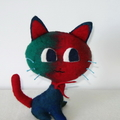 Cat Felt Toy Stuffed