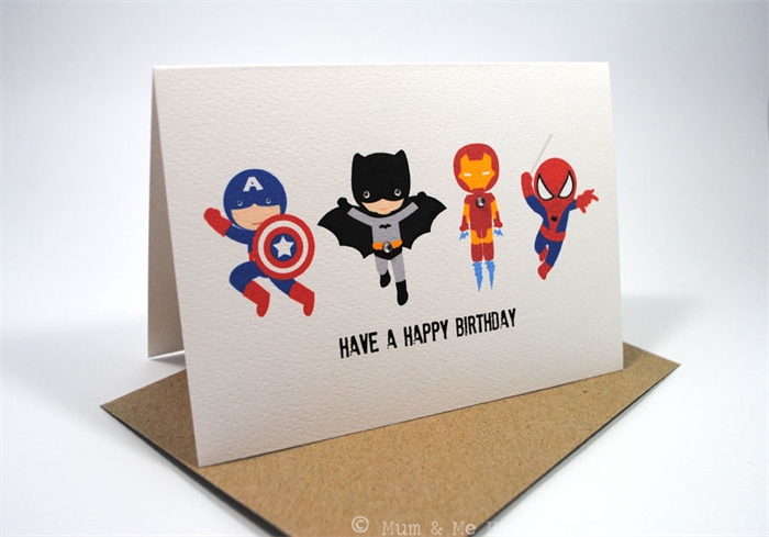 Happy birthday card boy 4 action superheroes hbc119 mum happy birthday card boy 4 action superheroes hbc119 bookmarktalkfo Gallery
