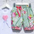 Harem Pants - Circa Lindsey. summer. shorts. birthday. party. easter.