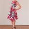 1950s inspired cotton Elegance Dress