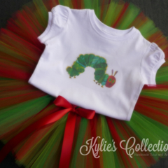 ~* READY TO SHIP *~ The Very Hungry Caterpillar Tutu Set