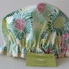 Handmade PVC & BPA FREE Shower Cap - A lovely gift