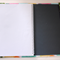 A4 Notebook Cover (includes lined A4 notebook)