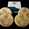 ANIMALS Tasmanian Huon Pine Coasters