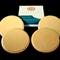 Tasmanian HUON PINE Coasters
