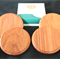 Tasmanian BLACKWOOD Coasters