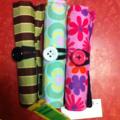 3 x pencil rolls - custom order