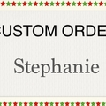 Custom Order