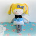BABY ALICE  - Mini Doll and Gift Bag