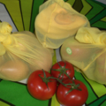 Fruit and Vegetable Eco Friendly Shopping Bags
