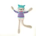 Lucy - Crochet Beanie Softie - Amigurumi