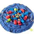 Lego Bag Playmat in One